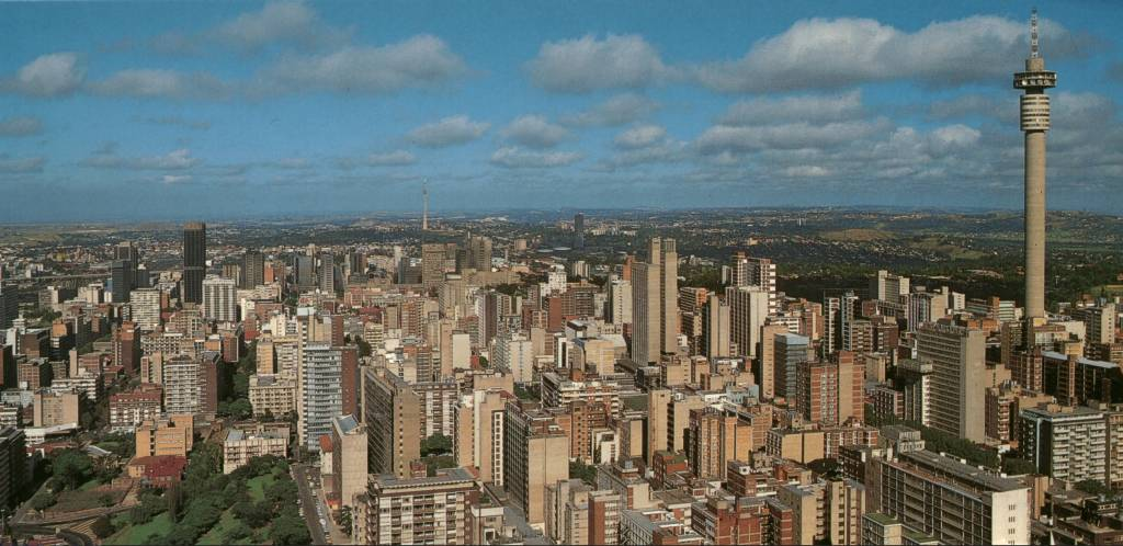 Johannesburg South Africa  City pictures : Johannesburg is not the capital city of South Africa, although better ...